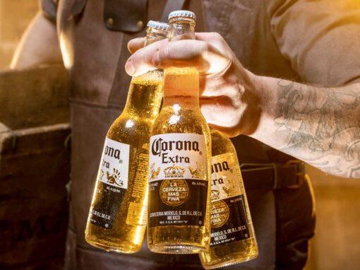 Corona in beeld